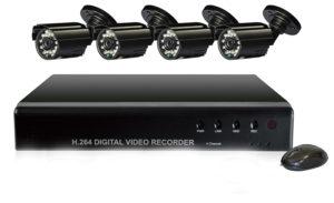 CCTV- Camera System