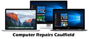 computer repairs caulfield