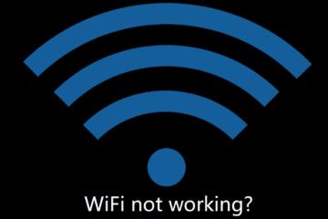 Fix WiFi